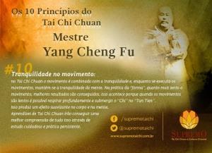 10 - Princípio do Tai Chi Chuan