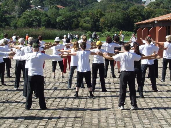 - DMT 2008 - Parque Barigui - Participação do público