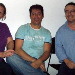 Helen Clezio e LL dez 2011