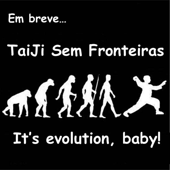 It's evolution baby